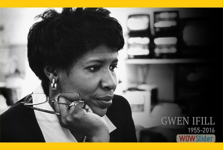 Simmons College to name new media and arts program after late Journalist Gwen Ifill