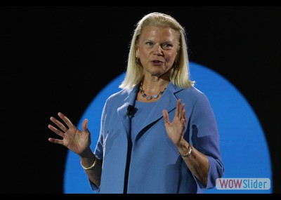 IBM's Rometty Bets Her Legacy on Red Hat Deal