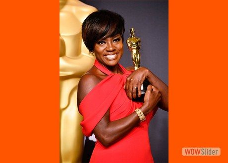 Viola Davis Wins!! Best Actress In A Supporting Role